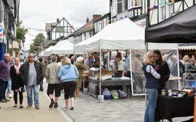 BID Launch Campaign to Promote Northwich Independents