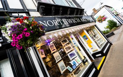 Northwich In Bloom Thanks to the BID