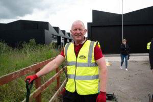 David-Snasdell-volunteering