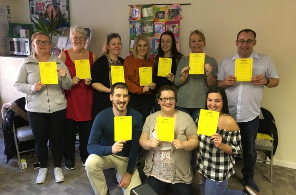 Northwich achieves Makaton friendly status
