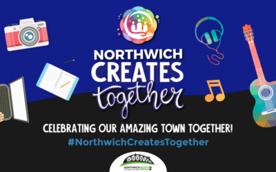 Northwich BID encouraging competition entries to celebrate the town's community spirit