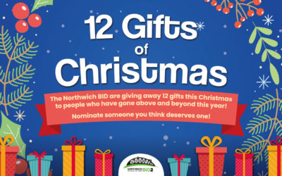Northwich BID launches '12 Gifts of Christmas' to spread festive cheer